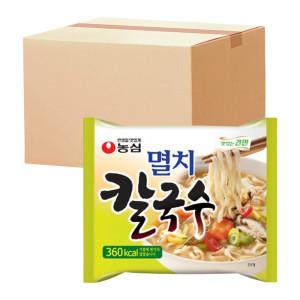 [농심] 멸치칼국수 5입4개 (총20개)