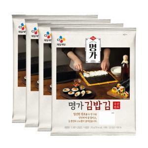 비비고 김밥김 20g 4개