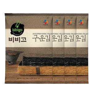 [비비고] 비비고 구운김 10g x4개