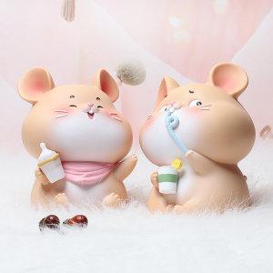 2020년 경자년 쥐띠저금통 쥐돌이 새해선물