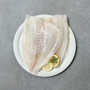 쫄깃한 숙성광어회 550g (손질전1.2kg)