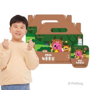 [10%]어린이 튼튼쑥쑥 녹용홍삼 30팩 2박스