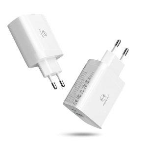 [맥도도] 30W USB PD C타입+A타입 2포트 고속 충전기
