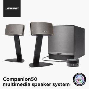[보스] BOSE 정품 Companion 50 컴퓨터 겸용 스피커