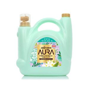 [Aura] 럭셔리향수향 아우라 섬유유연제 스모키 5.5L +에코백