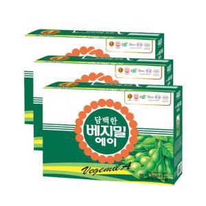 [베지밀] 담백한 베지밀A 190ml 24입 x2박스 (총 48팩)