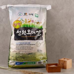 20년 햅쌀 철원 오대쌀 10KG