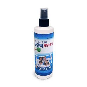 살균력99.9% 우리가족을 위한 안심 살균 소독제 300ml