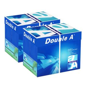 [더블에이] 더블에이 A4 복사용지(A4용지) 80g 2BOX(5000매)