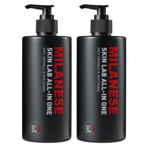 밀라네제 올인원 남성화장품 1+1/ 500ml+500ml 기능성