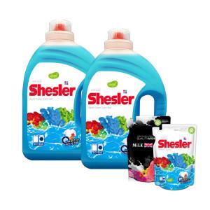 [20%]쉬슬러 고농축 세탁세제 2개+증정