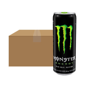 몬스터 에너지 그린 355ml x 24입(캔)