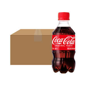 [코카콜라] 코카콜라 300ml x 24입(pet)