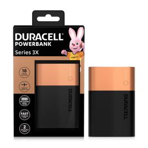 [듀라셀] 듀라셀 파워뱅크 보조배터리 3X 9750mAh