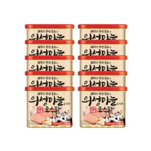 [로스팜] 의성마늘 로스팜 340g 10개
