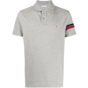 [몽클레어] (명품직구) 남성 삼선 슬리브 티셔츠 8A70900-84556