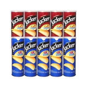 재커 포테이토칩 오리지날 5개+양파맛 5개