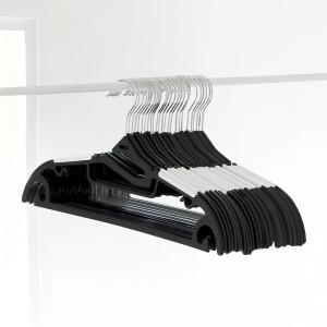 [가쯔] 멀티 회전고리 논슬립 옷걸이 50개 옷장정리 수납
