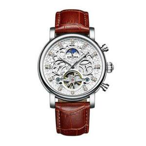남성용 오토매틱 투르비옹 기계식 시계 4색상