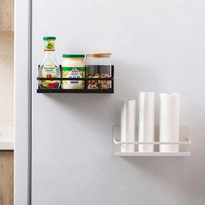 철제 마그네틱 냉장고 사이드랙