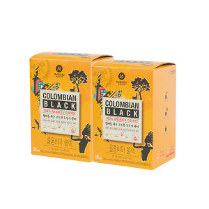 [맥널티] 콜롬비아 블랙 100T 인스턴트 커피 2개 (총 200T)