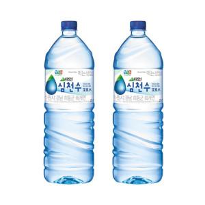 정식품 심천수 샘물 2LX24개 신제품 생수 행사