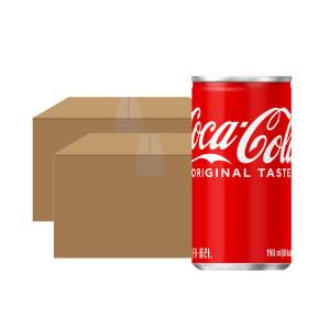 [코카콜라] 코카콜라 190ml x 60CAN