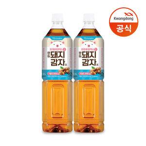 [광동] 돼지감자차 1.5L 6pet/음료수/차
