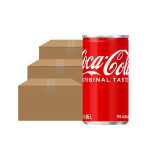 코카콜라 190ml x 90CAN