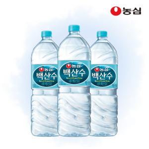 [백산수] 백산수  농심  2L 24병 생수