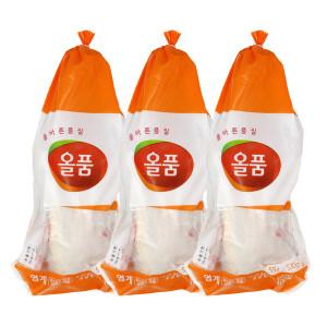 [올품] 올품 영계 530g 3봉