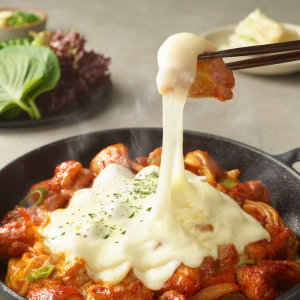 프레시지 치즈품은 닭갈비(2인분)/쿠킹박스
