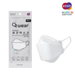 [한글과컴퓨터] 한컴 퓨라에이스 KF94 마스크 (30매/대형) 무료배송