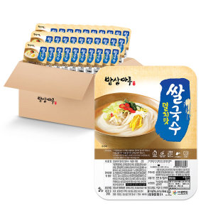 밥상마루 쌀국수 대용량 30EA 멸치맛
