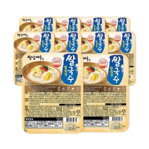 밥상마루 쌀국수 10EA 멸치맛 92gx10개