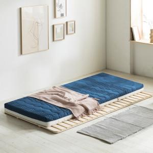 [포스트모던] 포스트모던 숙면 9존 토퍼 매트리스 MS 8cm 기절 침대
