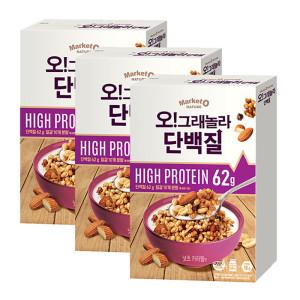 오리온 단백질 그래놀라330gx3개