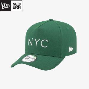 [뉴에라] 갤러리아   뉴에라  K프레임 매트 폴리 NYC 자수 볼캡 블랙 (12559329)