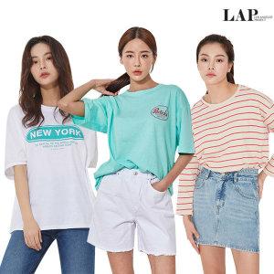 [랩] 반팔 티셔츠 11종택1 (ALTWT025/ALTWT024 外)