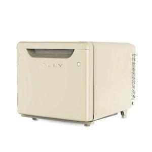[올리] OLLY 저소음 소형 미니 냉장고 OLR02V 원룸 음료수