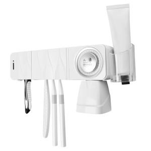 [유토렉스] 칫솔살균기 건조기 퍼펙트케어 UTC-54A 탈취 청정 (흰)