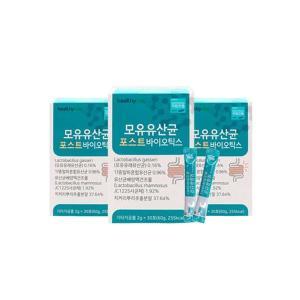 모유유산균 포스트바이오틱스 3박스
