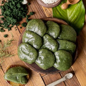 착한떡 제주해풍 쑥인절미 16개 콩고물 증정