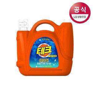 [테크] 테크 실내건조 대용량 액체세제 8L