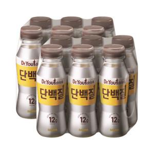 [닥터유] 닥터유 단백질드링크 바나나맛 240ml X12개