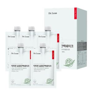 닥터린 슬림 단백질 쉐이크 1박스 저칼로리/가르시니아