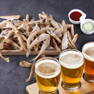 [바다원] 열풍으로 구워 더 맛있는 노가리(앵치) 200g (45~50미)