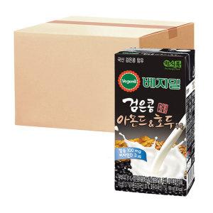 [베지밀] 베지밀 검은콩 아몬드와 호두 190ml 64팩