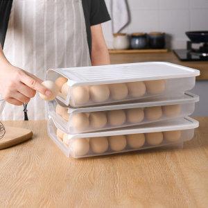자동스크롤 계란 디스펜서 (18구)