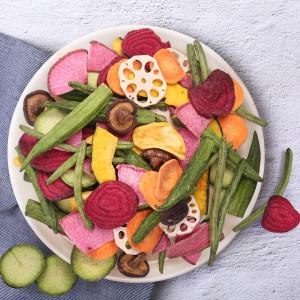 동결건조 과일 야채 믹스칩 200g
